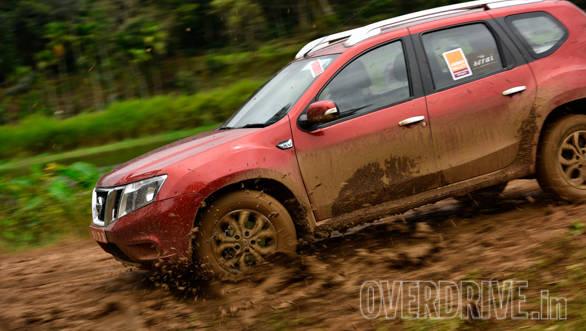 OD SUV Slugfest: Nissan Terrano