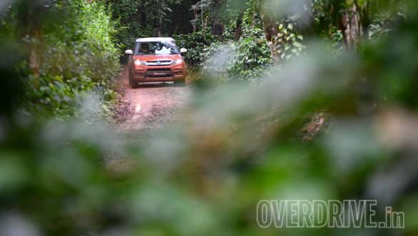 OD SUV Slugfest: Maruti Suzuki Vitara Brezza