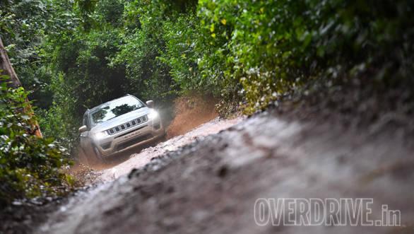 OD SUV Slugfest: Jeep Compass