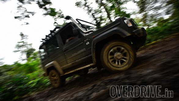 OD SUV Slugfest: Force Gurkha