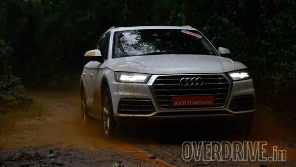 OD SUV Slugfest: Audi Q5