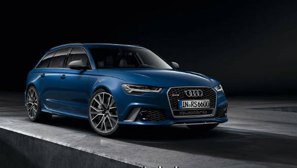 Audi RS6 Avant Performance now available in India at Rs 1.65 crore