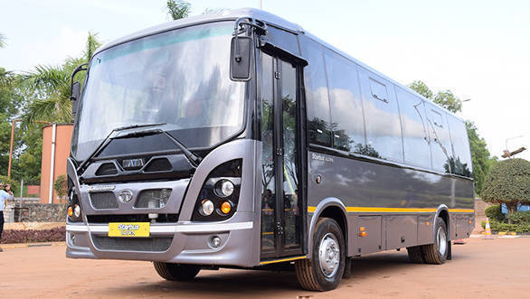 Tata Motors To Showcase Five New Public Transport Vehicles At The