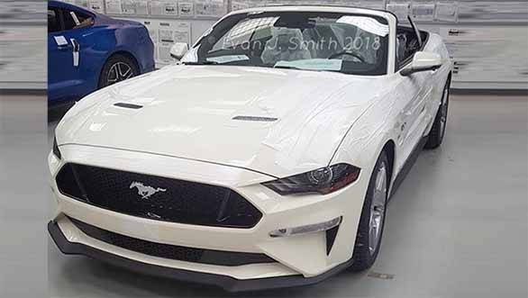 Is this the ten millionth Ford Mustang that rolls out of the Michigan plant this week?
