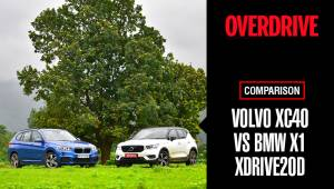 Volvo XC40 vs BMW X1 xDrive20d  | Comparative Review