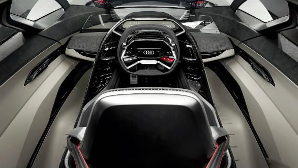 Monterey Car Week Audi PB ETron Concept Unveiled Overdrive - Monterey audi
