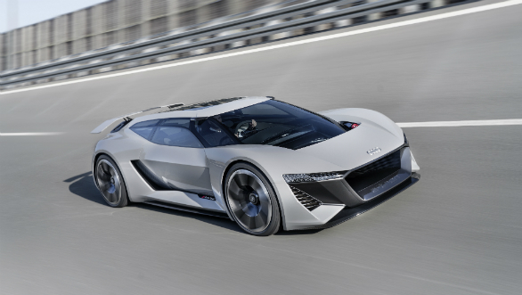Could The Next Audi R8 Be A 760ps All Electric Supercar Overdrive