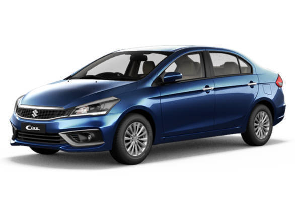 2018 Maruti Suzuki Ciaz facelift recalled over faulty speedometer assembly