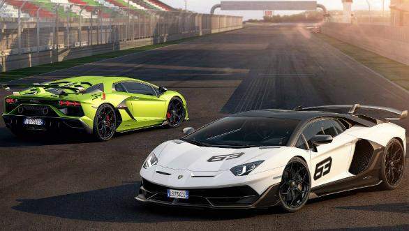 Monterey Car Week 2018: Lamborghini Aventador SVJ and SVJ 63 make public debut