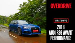 2018 Audi RS6 Avant Performance | First Drive