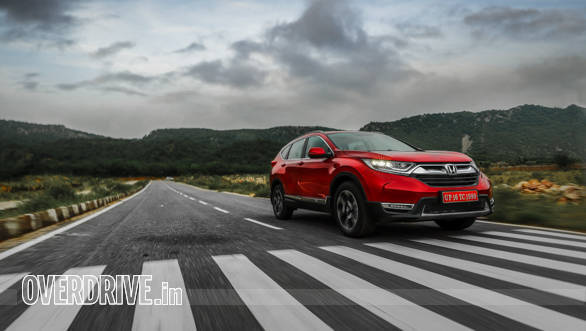 2018 Honda CR-V first drive review - Overdrive