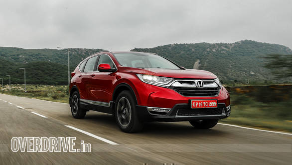 New-gen Honda CR-V to be launched in India on October 9