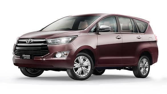 Updated Toyota Innova Crysta and Innova Touring Sport launched in India, prices start at 14.65 lakh