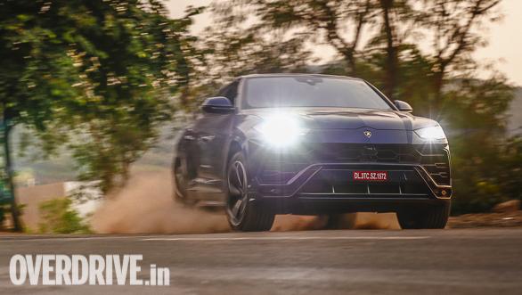 2018 Lamborghini Urus First Drive Review Overdrive