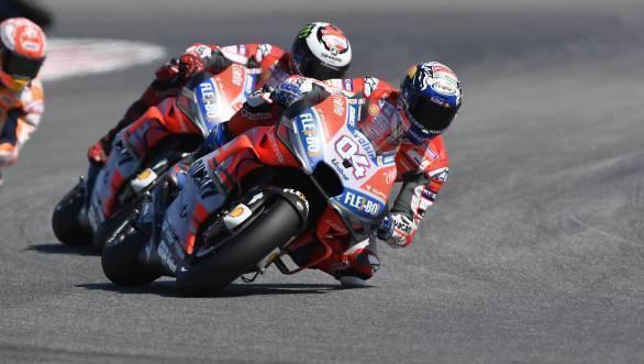 MotoGP 2018: Andrea Dovizioso takes victory at Misano