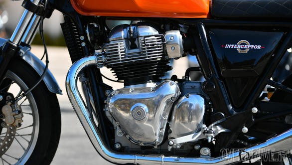 2018 Royal Enfield Interceptor 650 First Ride Review Overdrive