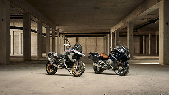 2019 BMW R 1250 GS and R 1250 RT with new larger boxer engine revealed