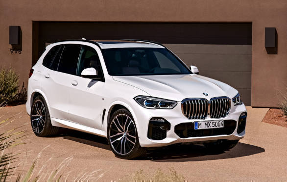 Live Updates 2019 Bmw X5 Suv India Launch Overdrive
