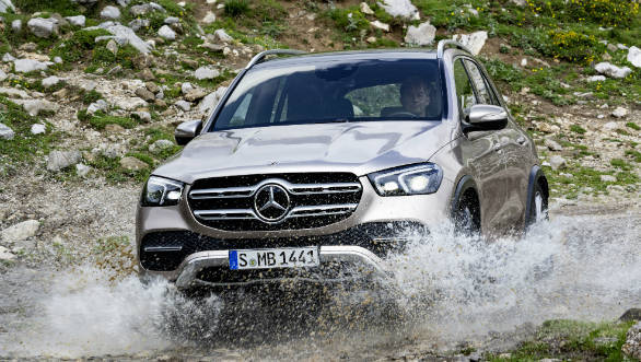 2019 Mercedes-Benz GLE SUV unveiled with new tech and third row seating