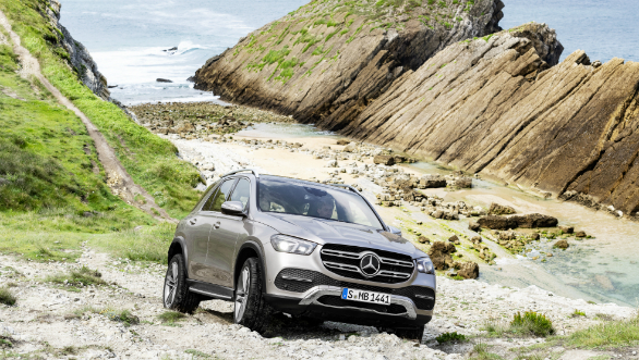 Image gallery: 2019 Mercedes-Benz GLE SUV