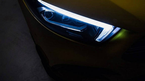Mercedes-AMG A35 hot hatchback teased ahead of Paris Motor Show unveil