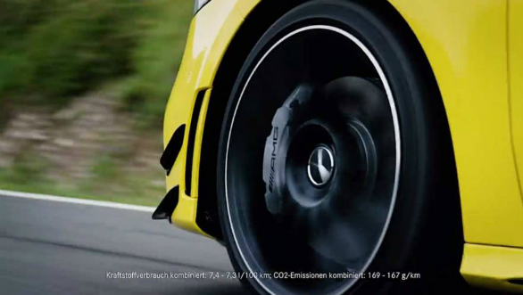 Mercedes-AMG A35 teased further in new video