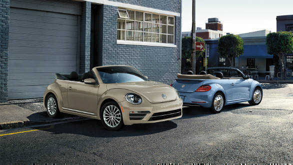 Production of the Volkswagen Beetle will end by mid-2019