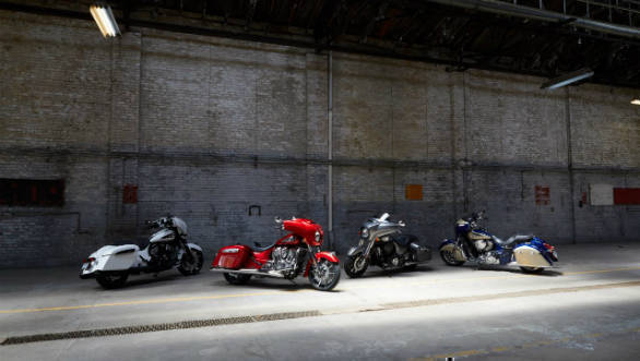 2019 Indian Chieftain unveiled