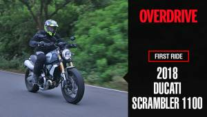 Ducati 2018 Scrambler 1100 first ride review