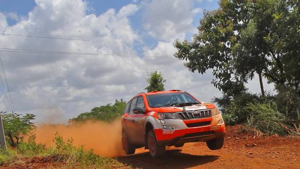 2018 Dakshin Dare: Gaurav Gill and Musa Sherif lead after Day 1