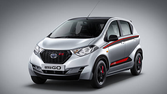 Datsun redi-GO limited edition launched in India at Rs 3.58 lakh