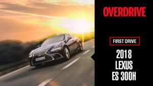 Lexus ES 300H | First Drive