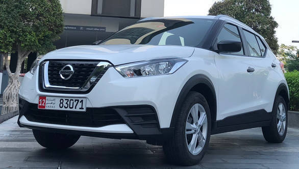 2018 Nissan Kicks 1 6 Petrol First Drive Review Overdrive