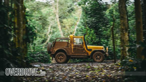 OD SUV Slugfest: Mahindra Thar