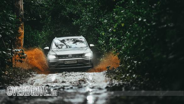 OD SUV Slugfest: Volkswagen Tiguan
