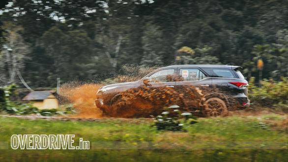 OD SUV Slugfest: Toyota Fortuner