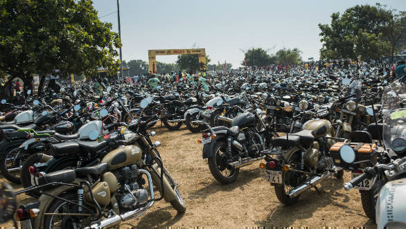 Royal Enfield Rider Mania 2018 to be held in Goa from November 16 to 18, registrations open