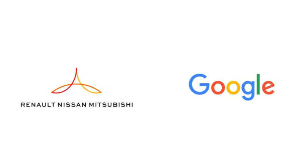 Renault-Nissan-Mitsubishi and Google announce technological partnership