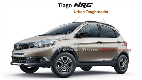 Tata Tiago Nrg To Be Launched In India On September 12 To