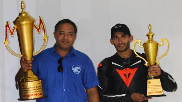 2018 Drag Racing: Hemant Mudappa claims three two-wheeler titles