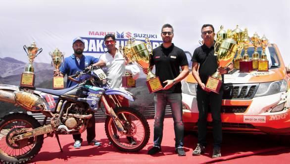 2018 Dakshin Dare: Gaurav Gill and Musa Sherif claim overall victory
