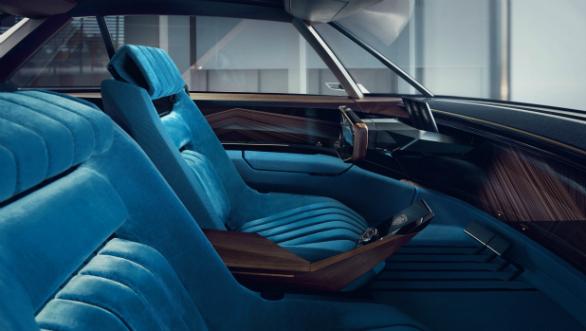 Retro Themed Peugeot E Legend Concept Ev Breaks Cover Overdrive