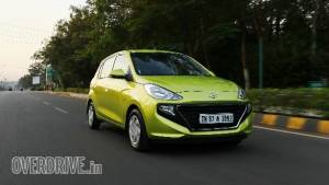 2018 Hyundai Santro First Drive review
