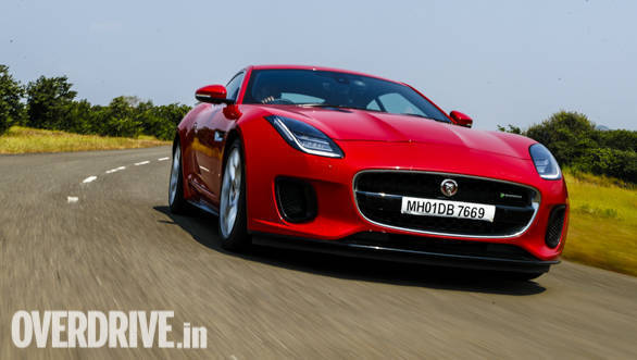 2018 Jaguar F Type P300 R Dynamic Road Test Review Overdrive