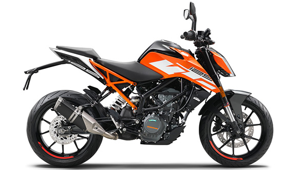 EXCLUSIVE: KTM India set to launch 125 Duke in India next month ...