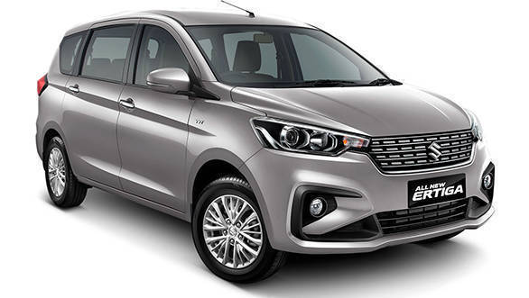 2018 Maruti Suzuki Ertiga to be launched in India on November 21