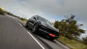 2019 Porsche Cayenne Turbo first drive review