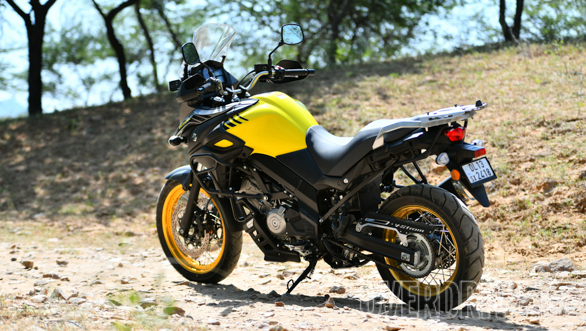 suzuki v strom 650 xt abs first ride review overdrive. Black Bedroom Furniture Sets. Home Design Ideas