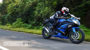 2018 Kawasaki Ninja 300 road test review