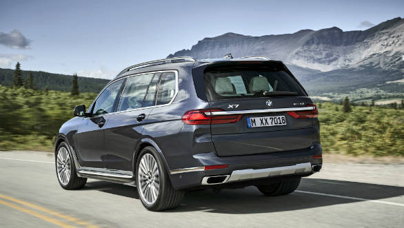 Image Gallery New Bmw X7 Suv Overdrive